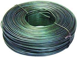 L.H. Dottie TY164 领带线,16-1/2 规格,400 英尺长,黑色退火,20 件装