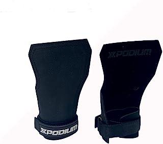 XPODIUM 体操握把 带腕带 适用于WODs,举重,上拉,交叉训练和体操,预防手掌,男女皆宜