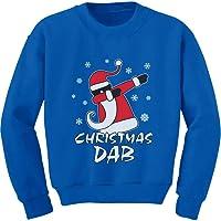 Tstars Dabbing 圣诞老人 圣诞节 达贝 趣味 圣诞 幼儿/儿童运动衫