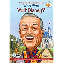 Who Was Walt Disney? (Who Was?) (English Edition)