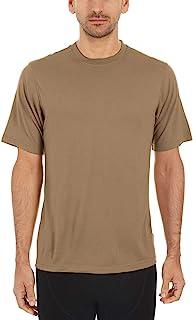 Minus33 美利奴羊毛703 Algonquin 男式轻质短袖圆领衫