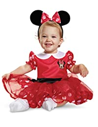 Disguise Red Minnie Mouse 婴儿服装
