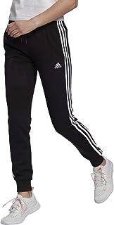 adidas 阿迪达斯 3 条纹法国毛圈C运动裤黑色/白色 XS/S