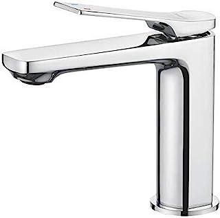 IBERGRIF M11004,单手浴室水龙头,洗脸盆龙头,铬,银色