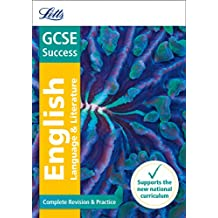 GCSE 9-1 English Language and English Literature Complete Revision & Practice (Letts GCSE 9-1 Revision Success) (English Edition)