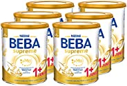 Nestlé BEBA雀巢贝巴 SUPREME JUNIOR 1生日,6件装(6 x 800克)