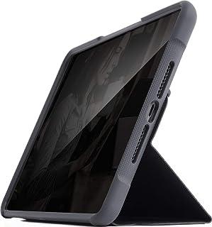 STM Dux 7.9 英寸(7.9 英寸)平板电脑对开式保护套(对开式、苹果、苹果 iPad Mini 5 代/Mini 4,7.9 英寸(7.9 英寸),239 克,黑色