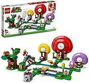 LEGO 乐高 Super Mario Kinopio和寻宝游戏71368