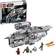 LEGO Star Wars: The Mandalorian The Razor Crest 75292 建筑套件,2020 年新款(1,023 件)