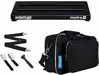 Pedaltrain PT-M16-SC 地铁 16 带软箱 3 个导轨 - 40.64 厘米 x 20.32 厘米