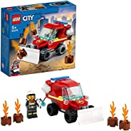 LEGO 乐高 City 城市系列 消防危险货车 60279