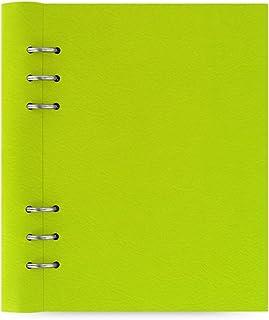 filofax 斐来仕 023616 Clipbook A5 梨黄色 活页多功能记事本 笔记本 活页本日记本 万用手册 手账