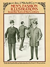 Men's Fashion Illustrations from the Turn of the Century (Dover Fashion and Costumes) (English Edition)