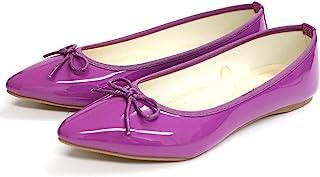Amiami 尖头 芭蕾舞鞋 低反弹 女士 平底 FX2015