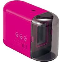 PLUS 干电池式铅笔刀 粉色 84-029