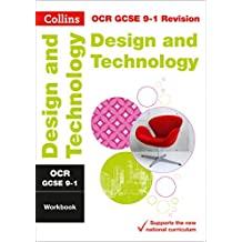 OCR GCSE 9-1 Design & Technology Workbook: For the 2020 Autumn & 2021 Summer Exams (Collins GCSE Grade 9-1 Revision) (English Edition)