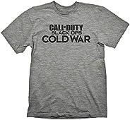 """使命召唤:Cold War T 恤""""标志&quo"""
