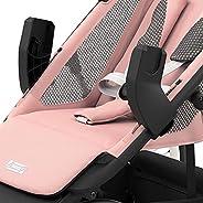 CYBEX Avi 慢跑婴儿推车汽车座椅适配器配件,适用于任何 Cybex 汽车座椅。