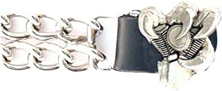 "ETA Cosmetics AET 女式""豪华爱心和玫瑰""设计背心加长器 4 x 3 x 0.5 Inch 银色 DVE175"