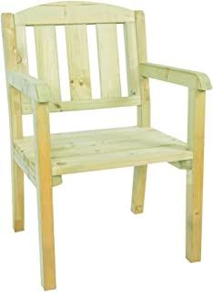 EKJU 单座双人长椅 - 压力处理* FSC 云杉木