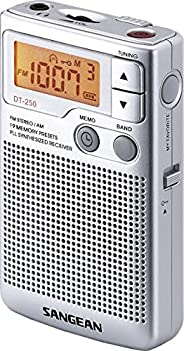 SANGEAN 山进 Dt-250 收音机