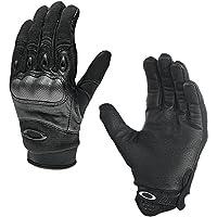 Oakley 男式工廠飛行手套,黑色