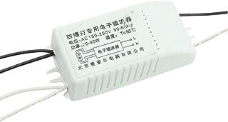Sourcingmap 节约电子荧光灯镇流器 AC 150 – 250 V 20 – 40 W 能量