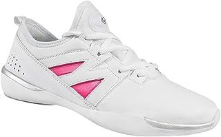 GK Accent Cheer 鞋,Cheerleading Dance Fashion 运动鞋,运动训练系带平底鞋