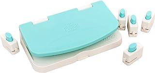 美国工艺品。 We R Memory Keepers 计划员冲孔板 - 包括冲孔板和五个计划员插孔