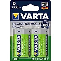 VARTA POWER 可充電電池