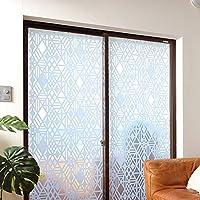 Nitoms 窗玻璃隔热垫 泡沫 粘着幾何学 90×180cm E1171