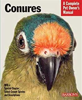 Barron's Publishing Conures