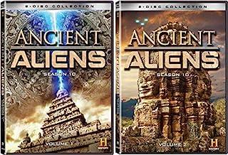 古老外星人:历史频道电视剧 * 10 季* 1 卷和 2 DVD 系列