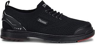 Dexter 男士 T.H.E 9 隐形黑色保龄球鞋