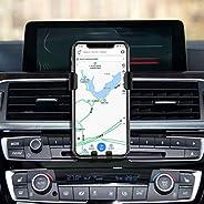 KUNGKIC 车载通风口支架手机支架 兼容宝马 F30 2011-2018 配件兼容 iPhone、三星等