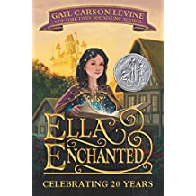Ella Enchanted (Trophy Newbery) (English Edition)