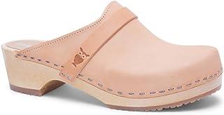 swedish 低跟木制儿童洞洞鞋骡子适用于女式 | 东京来自 sandgrens