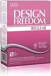 Zotos Design Freedom 碱性烫发剂