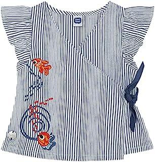Tuc Tuc 女婴 Blusa Plana Fantasía Kamogawa 衬衫