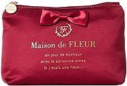 Maison de FLEUR 小包 缎面基本款迷你小包 Rouge 女士 8A04FJJ1400 红色
