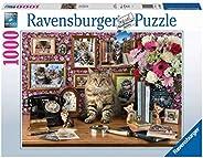 Ravensburger 15994 可爱小猫 1000 片拼图
