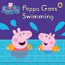 Peppa Pig: Peppa Goes Swimming (English Edition)