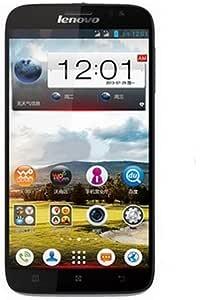 Lenovo 联想 A850 WCDMA/GSM 双卡双待 3G手机(黑色  联通定制机)5.5英寸超大IPS屏,四核,支持联通21M极速下载