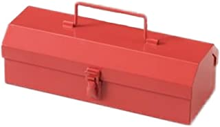 SETTOCRAFT 钢铁工具盒迷你 红色・SI-3000-RD-130