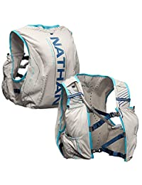 Nathan 女士水壺包/跑步背心 - VaporHowe 2.0-12 升容量,1.6 升水囊,水壺背包 - 跑步,馬拉松,徒步,戶外,騎行等