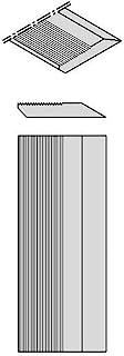 CMT Orange Tools 793.080.70 - Game 4 刀片 corugadas HS 80 x 70 x 8 适用于种植者
