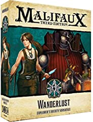 Malifaux: Explorer's Society Wanderlust (34