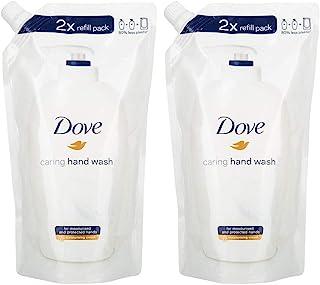Dove *霜 手洗 – 16.9 液体盎司/500 毫升 x 2 件装