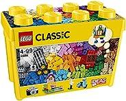 LEGO 乐高 经典系列 大创意积木盒 10698,玩具收纳