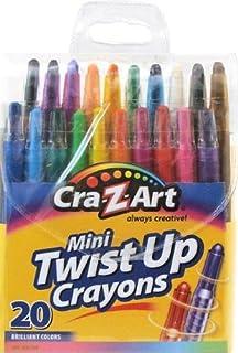 Cra-Z-Art 迷你旋转蜡笔,20 支 (10253)